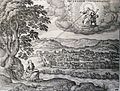Apocalypse 41. A new heaven and new earth. Revelation 21 v 2. Borcht. Phillip Medhurst Collection.jpg
