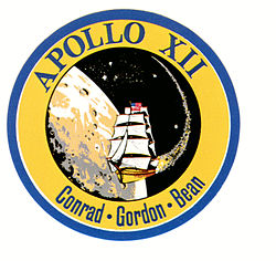 Apollo 12 insignia