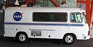 Apollo-era Astronaut Van