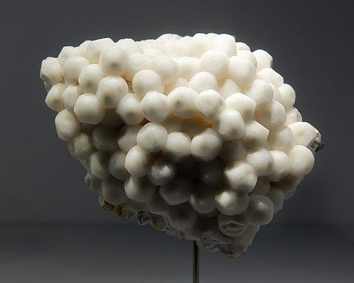 Aragonite Bou Hadjar MNHN Minéralogie