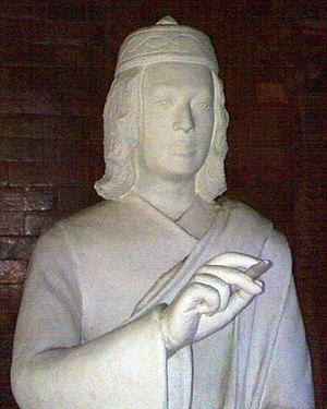 Araniko - Statue of Araniko at Nepal Bhasa Academy, Kirtipur