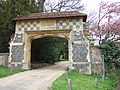 Arch Leading to 'Camilla' - geograph.org.uk - 398545.jpg