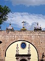 Architectural Detail - Morelia - Michoacan - Mexico - 01 (20447167286).jpg