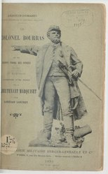 Récits du corps franc des Vosges durant la guerre de 1870