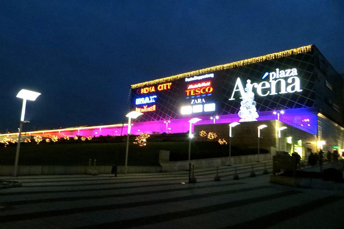 Arena Plaza Wikipedia