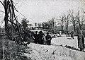 Armata 9 germana - Album foto - Focsani - armistitiu - sosirea deegatiei ruso romane la punctul de control de la Marasestil.jpg