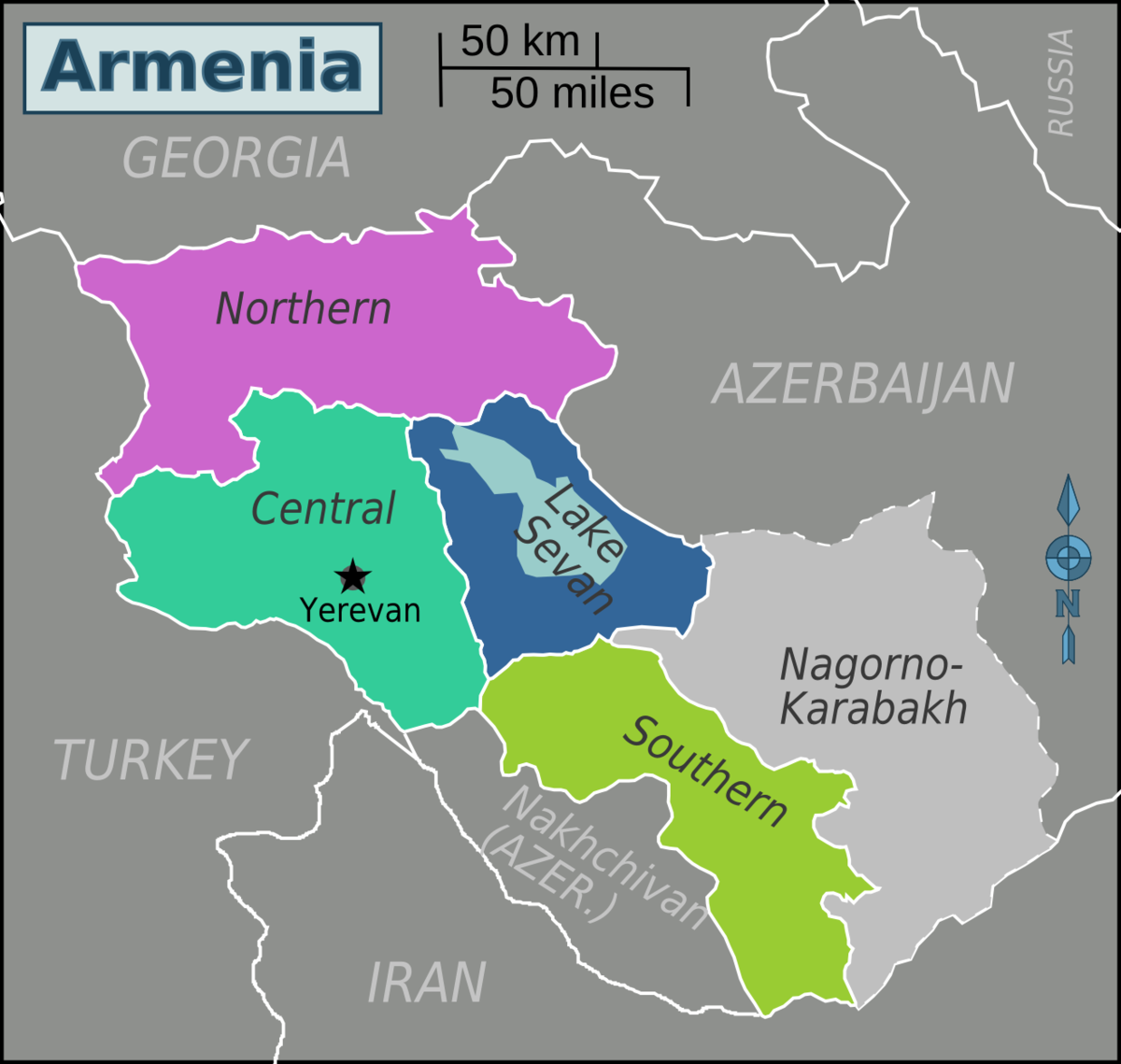 Armenia Travel guide at Wikivoyage