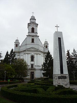 Gherla - Armenian Catholic Cathedral