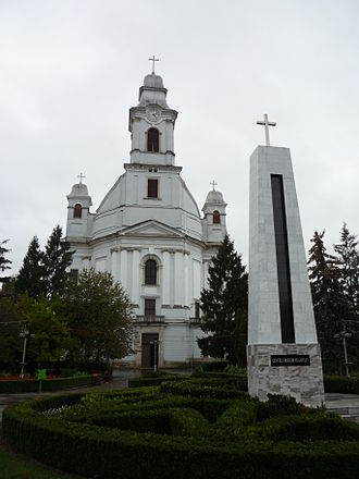 Gherla - Armenian Catholic Cathedral