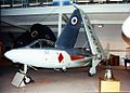 Armstrong-Whitworth Sea Hawk Armstrong-Whitworth Sea Hawk F.Mk.I WV856 Fleet Air Air Museum Yeovilton 1984 (17145737261).jpg