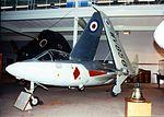 Armstrong-Whitworth Sea Hawk Armstrong-Whitworth Sea Hawk F.Mk.I WV856 Fleet Air Air Museum Yeovilton 1984 (17145737261).jpg