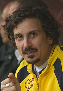 Arnaud Tsamere French comedian and actor (born 1975)