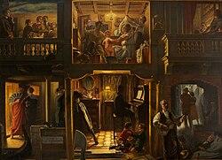 Leonardo Dudreville: First speech of love
