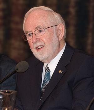 Arthur B. McDonald - Arthur B. McDonald in Stockholm in December 2015