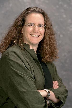 Amy S. Bruckman - Amy Bruckman in December, 2001