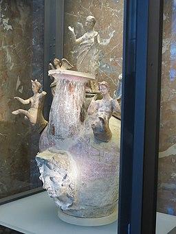 Askos à figurines (Louvre B 491)