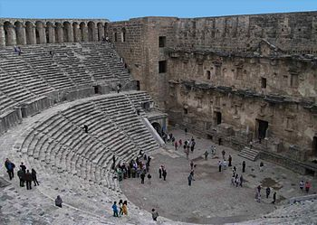 Aspendos theatre from gallery.jpg