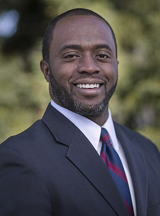 California State Superintendent of Public Instruction - Image: Assemblymember Tony Thurmond (cropped)