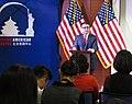 Assistant Attorney General Delrahim at Beijing American Center (28310297069).jpg