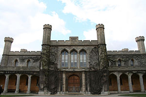 Robert Smirke (architect) - The Gothic revival Assize Court, Lincoln Castle, Lincoln, 1822–6