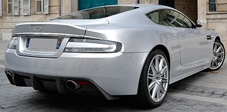 Aston Martin DBS V12 - Aston Martin DBS