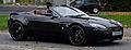 Aston Martin V8 Vantage Roadster (Facelift) – Frontansicht (4), 26. Oktober 2012, Düsseldorf.jpg