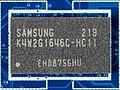 Asus Zenbook UX32V - motherboard - Samsung K4W2G1646C-HC11-0146.jpg