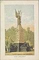 Atjehmonument op de Wereldtentoonstelling in Amsterdam, 1883 Atjeh monument (titel op object) Herinnering aan Amsterdam in 1883 (serietitel op object), RP-P-OB-89.751-16.jpg