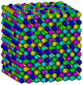 Atomic structure model of fcc CoCrFeMnNi.png