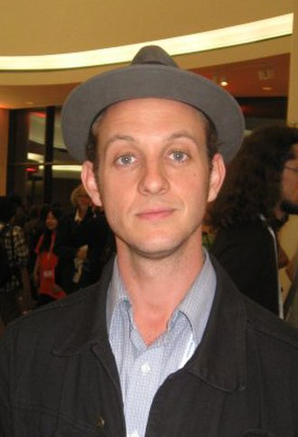 Aaron Augenblick - Augenblick at the Ottawa International Animation Festival in 2011.