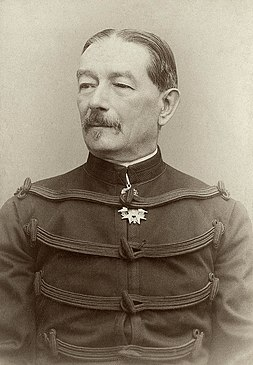 Auguste Mercier French general