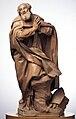 Augustin Pajou - Saint François de Sales en prière - Musée des Augustins - 2004 1 209.jpg