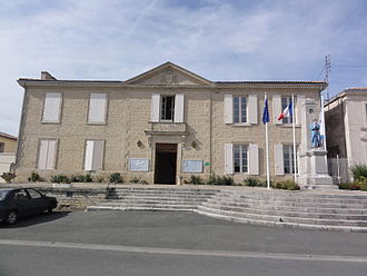 Aulnay, Charente-Maritime - The Town Hall