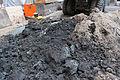 Ausgrabungen Slawischer Burgwall im Schweriner Schloss (DerHexer) 2014-11-15 36.jpg