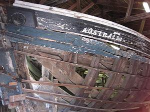 Australia (schooner) - Image: Australia (schooner)