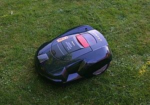 Husquarna automower, taken by me 2007-06-02