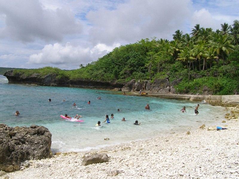 Avatele Beach