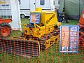 Aveling-Barford Calfdozer at Belvoir 2008.jpg