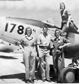 Avenger Field - WASP Trainees wth a Fairchild PT-19.jpg