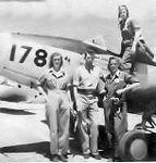 Avenger Field - WASP Trainees wth a Fairchild PT-19.jpg