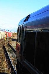 Avonmouth Docks - DBS 59205 and Mendip Rail 59101.JPG