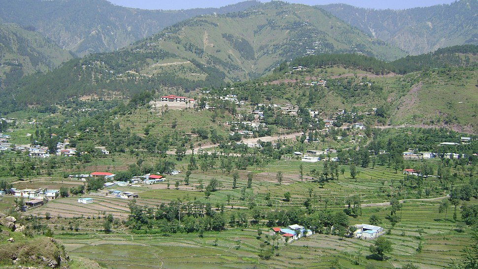 Azad Kashmir Landscape