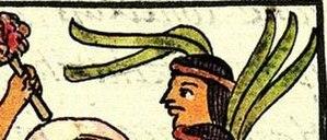 Chimalpilli II - Image: Aztec drums 2