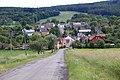 Bílá Lhota, Pateřín, north view.jpg