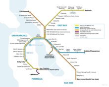 Bay Area Rapid Transit Wikipedia