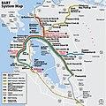BART system map effective June 2003.jpg