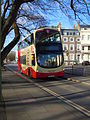 BF12 KXA (Route 1) at Old Steine, Brighton (16951671268).jpg