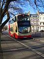 BF12 KXA (Route 1) at Old Steine, Brighton (16951671268).jpg