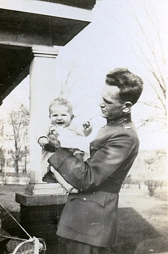 John L. Pierce - Image: BG John L. Pierce, with his daughter, Isabel