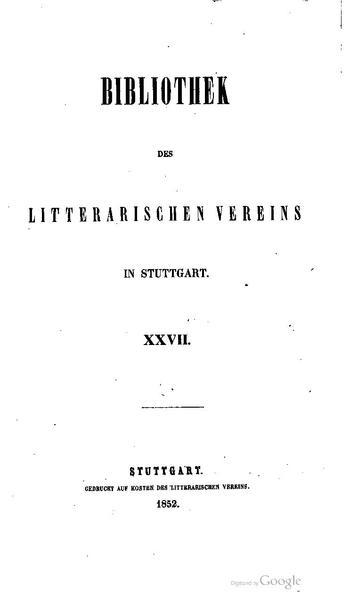 File:BLV 027 Heinrich von dem Türlin Diu Crone.pdf